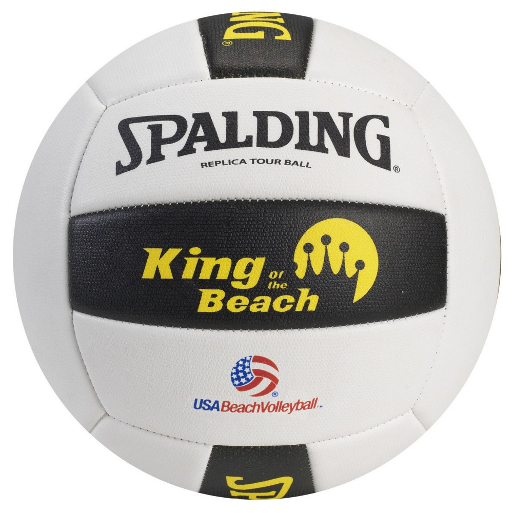 Spalding King Of The Beach Replica Volleyball Beach Volleyball Usa Beaches Spalding