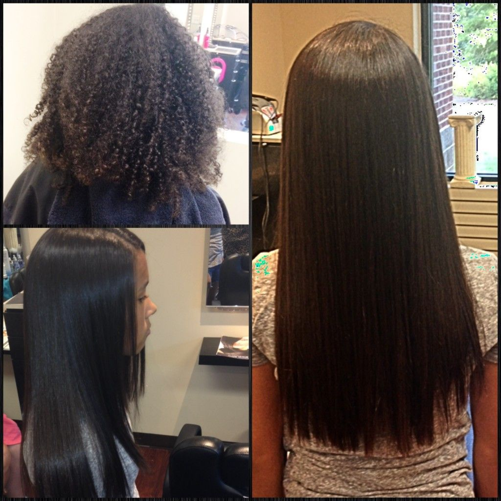 beautiful hair you can have with #keratintreatment http