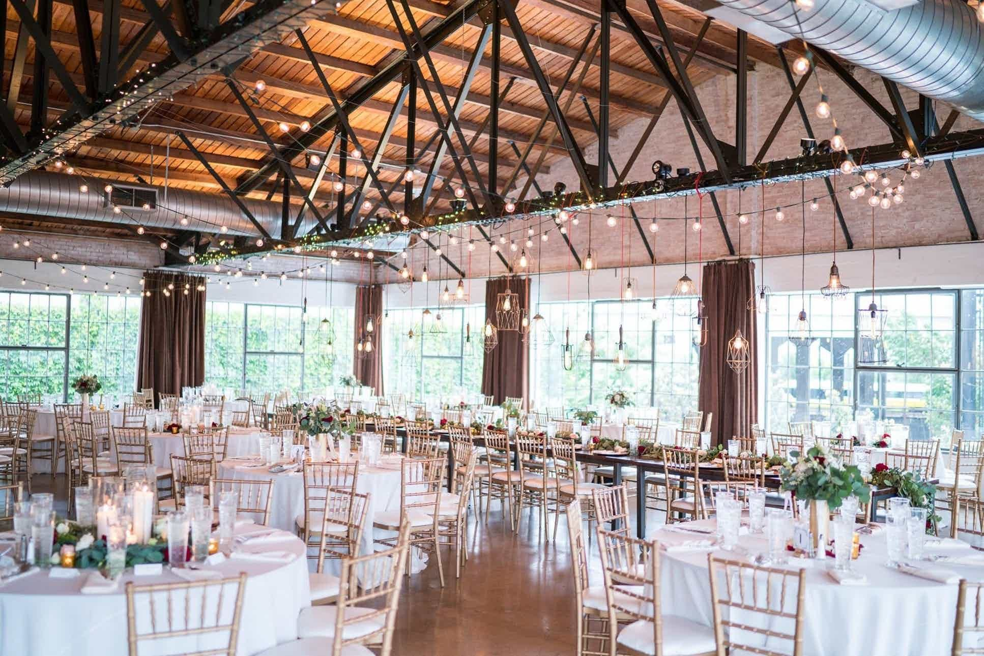Hickory Street Annex Texas Wedding Venue Dallas TX 75226 ...