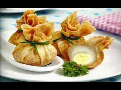 Resep Ekado Celup Spesial Asam Manis Indonesische Recepten Recepten