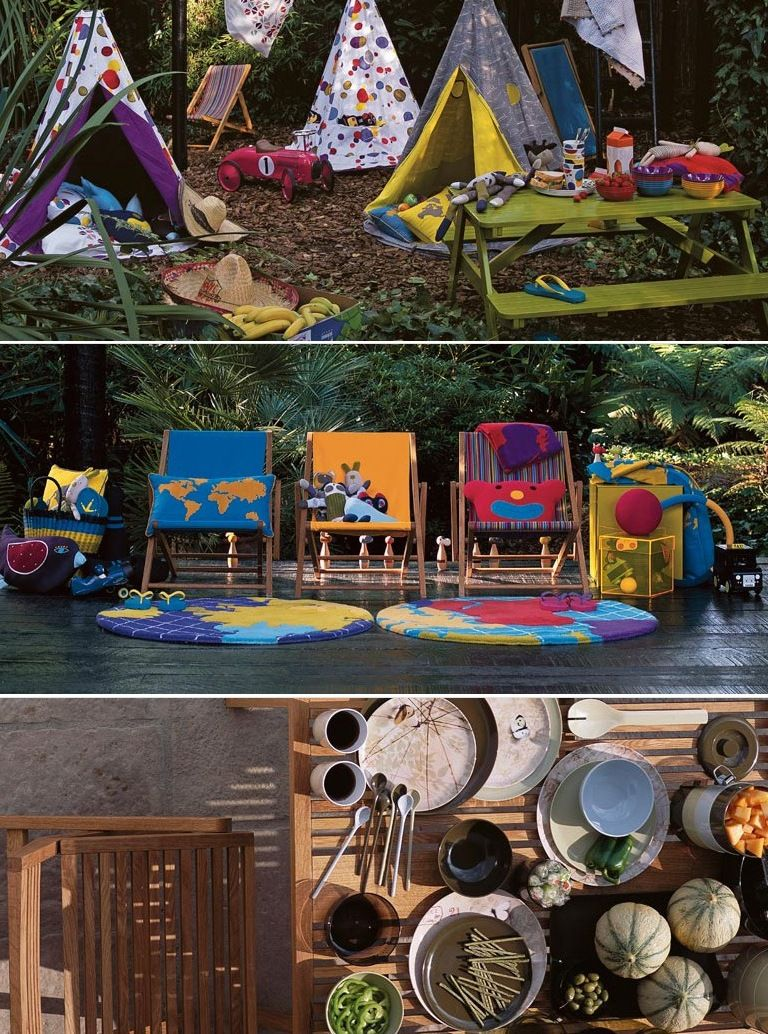 outdoor party idea patios u0026 backyards pinterest slumber
