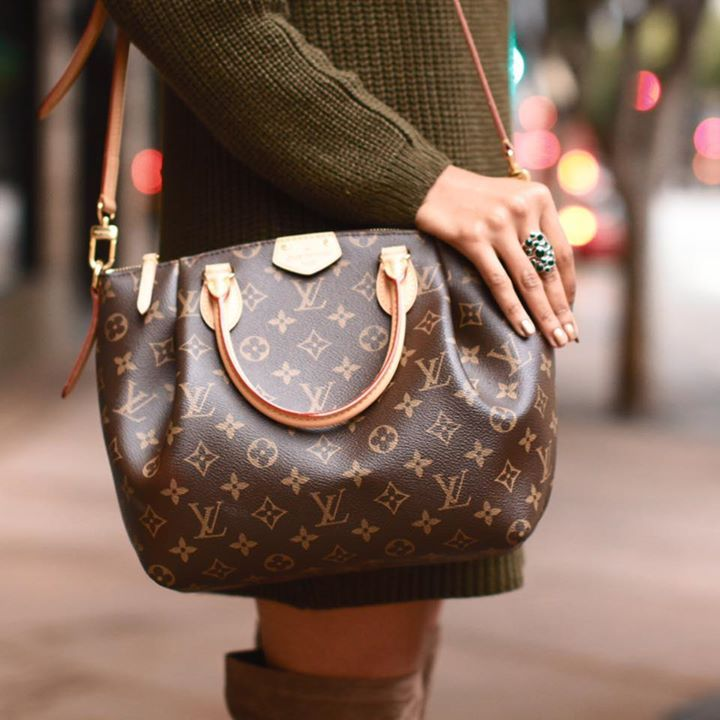 In #Louis #Vuitton Story #Turenne MM | PURSE | Pinterest ...