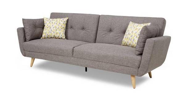 Inca Sofabed | DFS | oturma | Sofa bed, Retro sofa, Comfy sofa