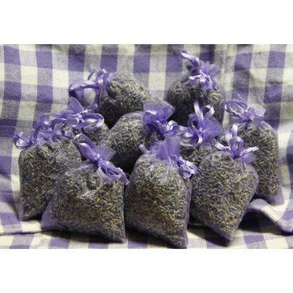 10 X Lavendelsackchen Mit Echtem Franzosischen Lavendel Insgesamt