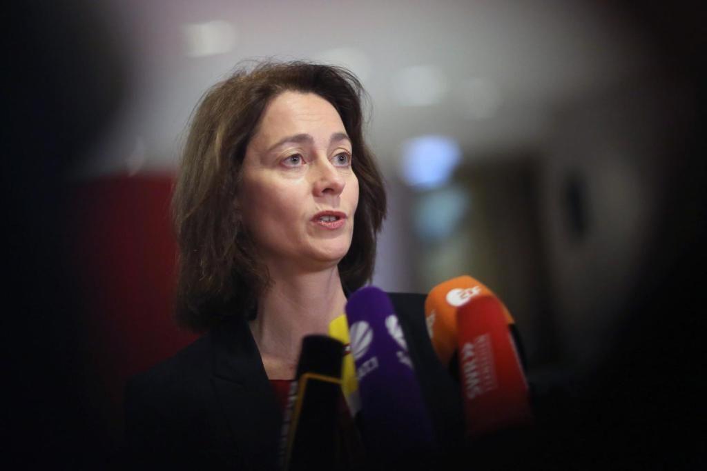 Interview mit SPD-Generalsekretärin Katarina Barley | Südwest Presse Online