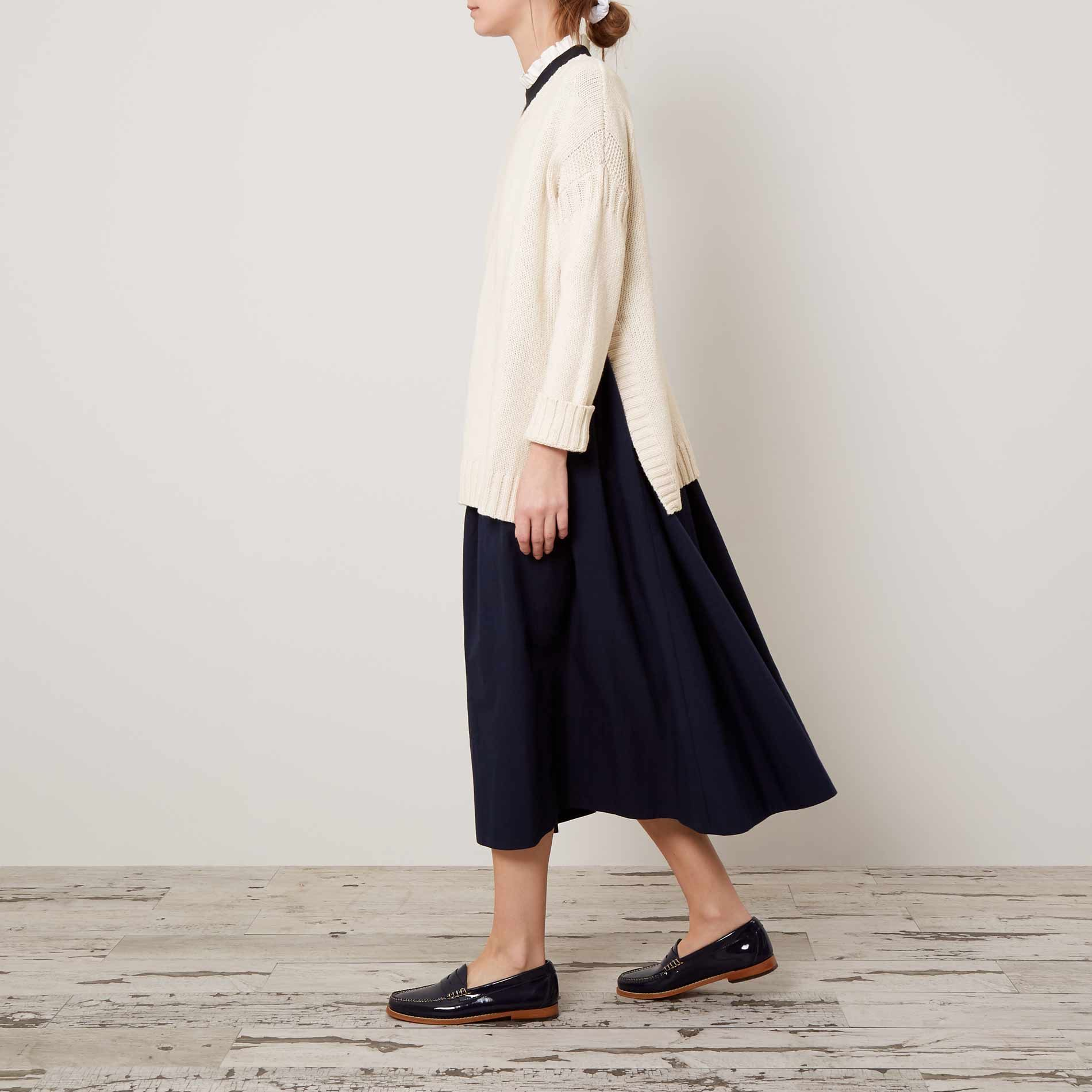 Warm White Netty Sweater | SS17 | Pinterest | British fashion ...