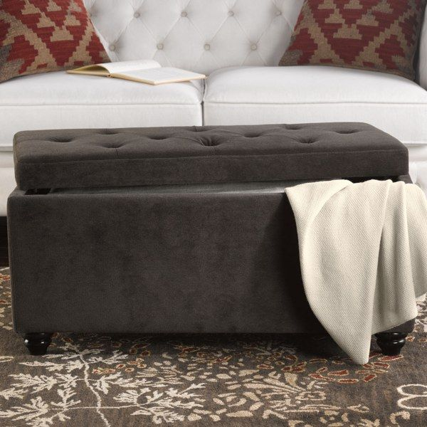 Bombay Kensington Ottoman Bed Bath Beyond With Images