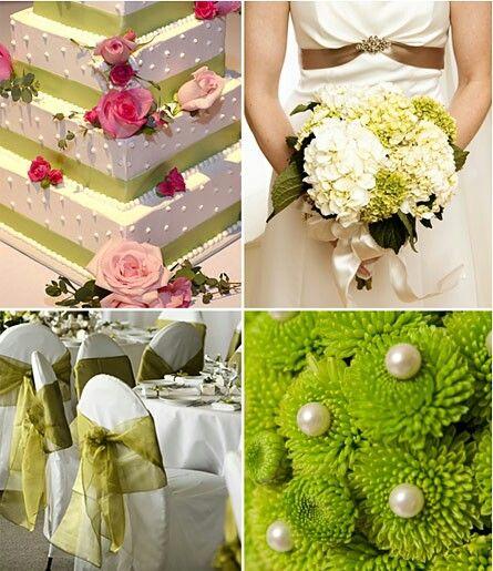 Olive green wedding theme | Wedding themes | Pinterest | Olive green ...