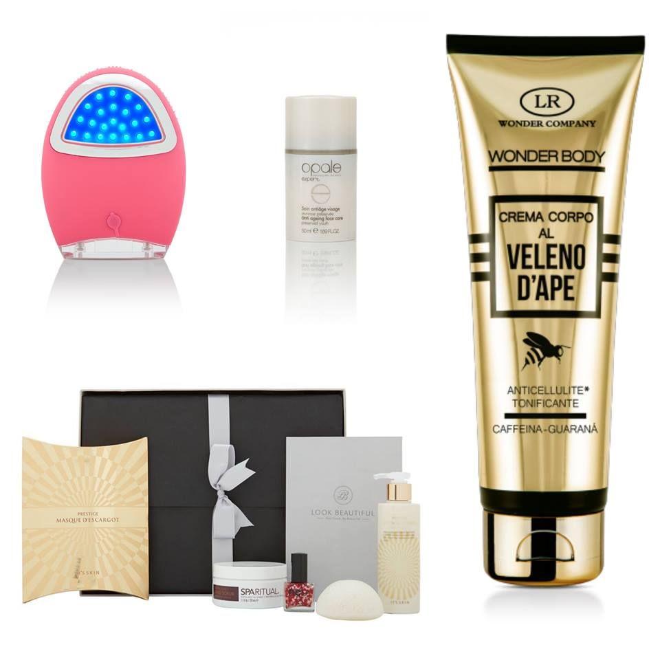 Beauty products via look-beautiful.de