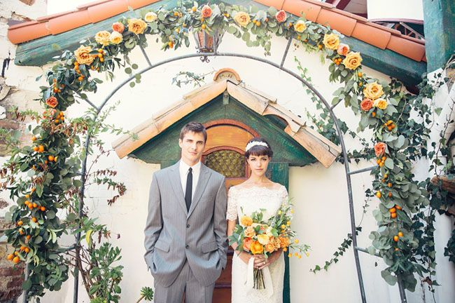 Let's all take a mental vacay to the Mediterranean this afternoon + step into the gorgeous, rustic settingJennifer Fujikawadesigned,thencaptured on camera, oh-so perfectly! For couples who love the charm + beauty of a destination wedding in Europe, but know traveling abroad just isn't in the cards, be sure to take notes(and pin lots of photos!) […]