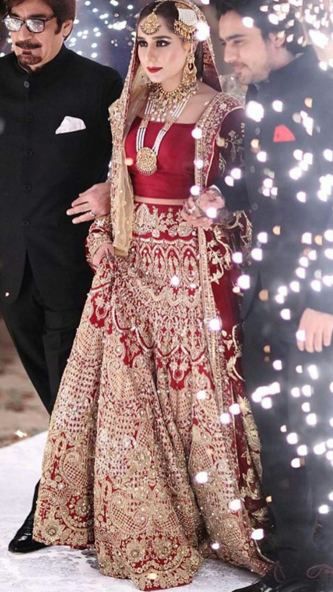 Pin de Farhana Nawaz en Bridal Dress.. | Pinterest
