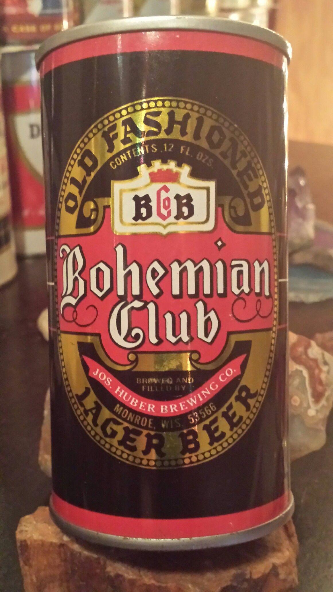 Bohemian Club Lager Beer Monroe Wi 1958 F T Pale Ale Beers Canadian Beer Vintage Beer