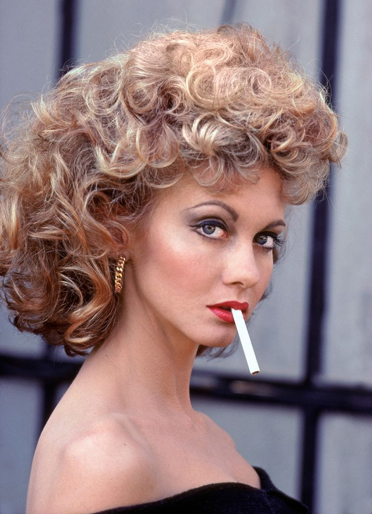 Pin by Dana on Makeup | Grease hairstyles, Sandy grease, Grease movie