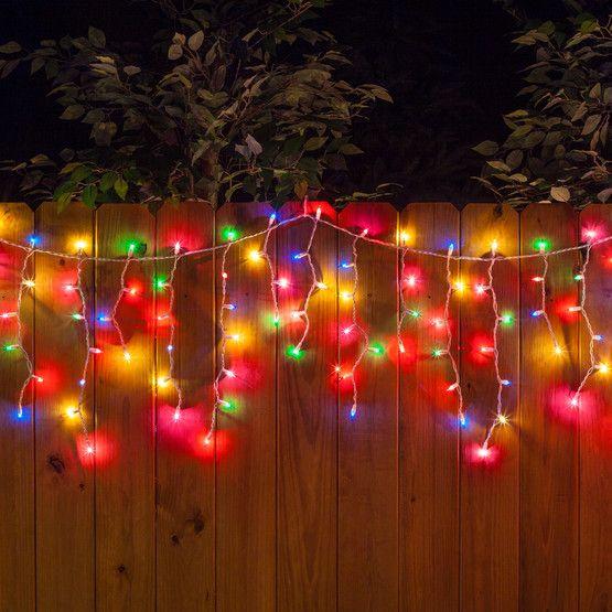 Led Multicolor Christmas Lights