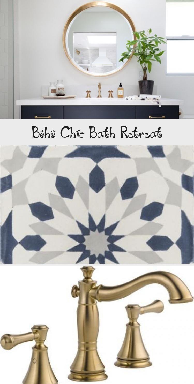 Photo of Boho Chic Bath Retreat