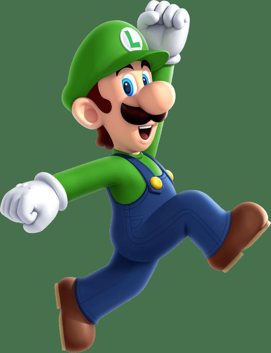 Luigi Png Image Luigi Super Mario Party Super Mario Art
