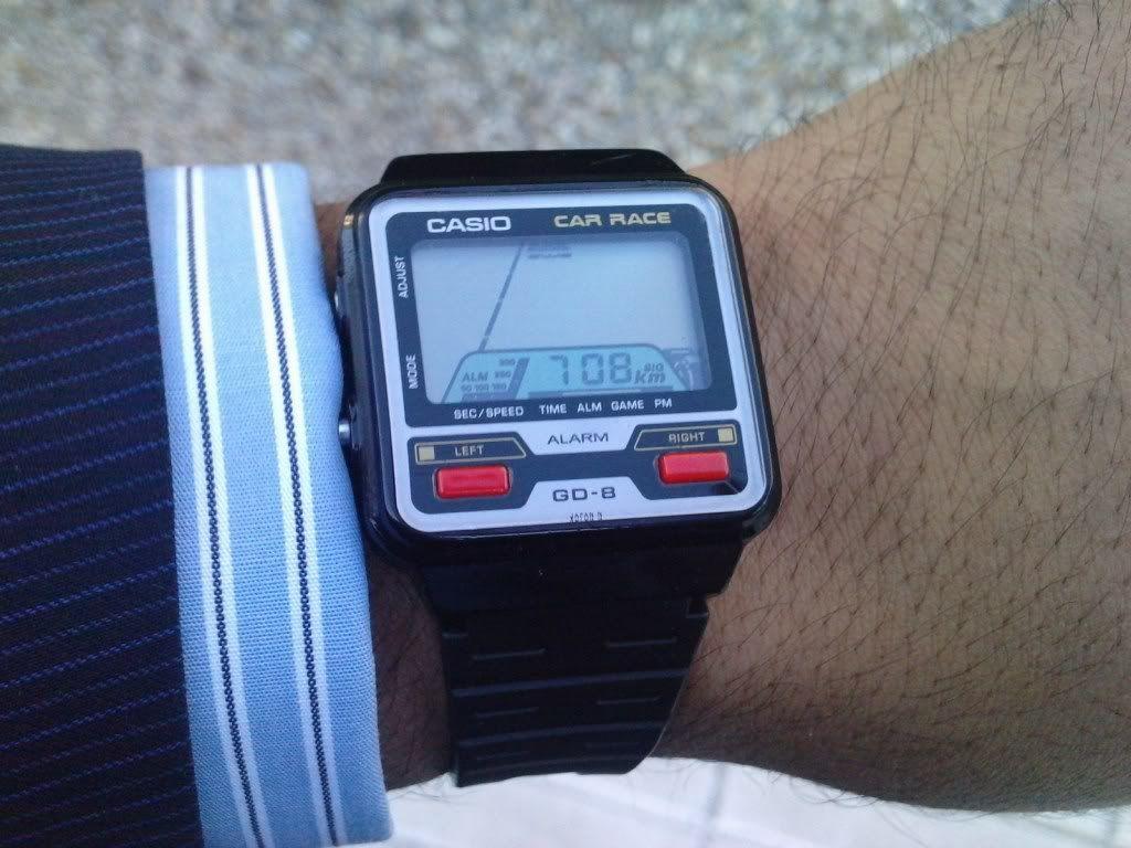 4d348bd8f Reloj Casio con juego | remember when | Reloj, Reloj digital y Reloj ...