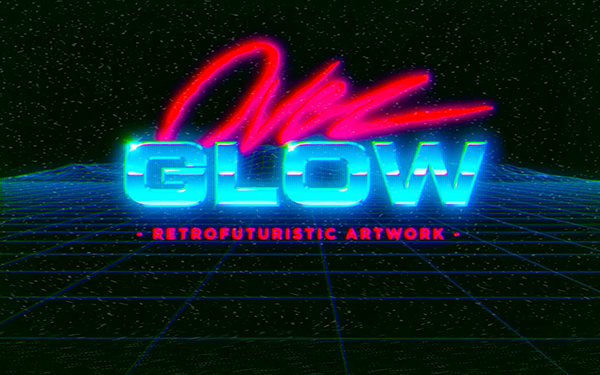 Damaged 80 S Vhs Style Logo Animation Animation Editing Effects Static Noise Made With Photoshop Cs6 Wireframe Footage Made With Cinema 4d Sound Made With Ga