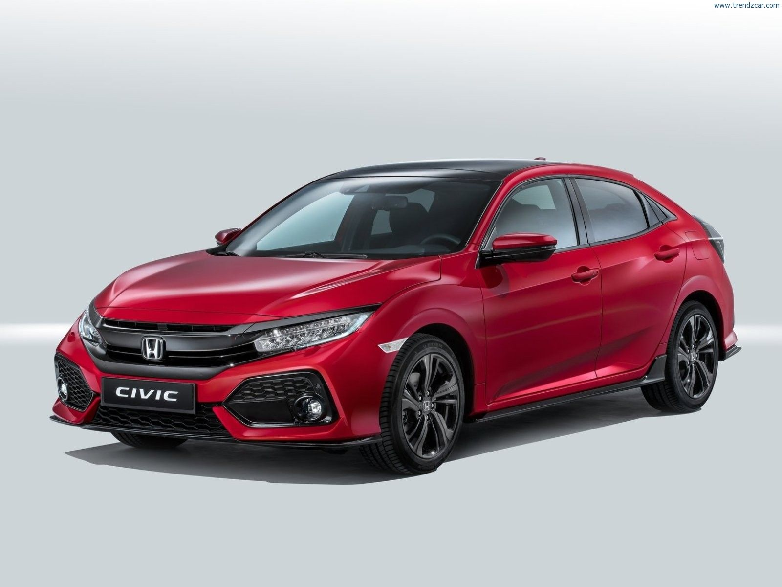 2017 Honda Civic (EU) Honda civic hatchback, Honda civic