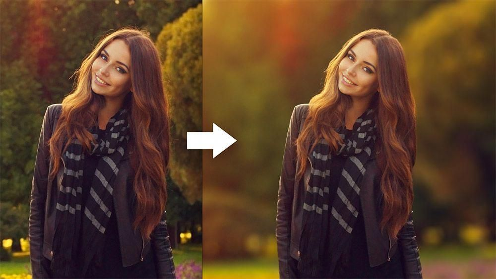 Video Tutorial How To Blur a Background in