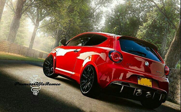 Alfa Romei Mito Tuning Voitures Et Motos Voiture Automobile