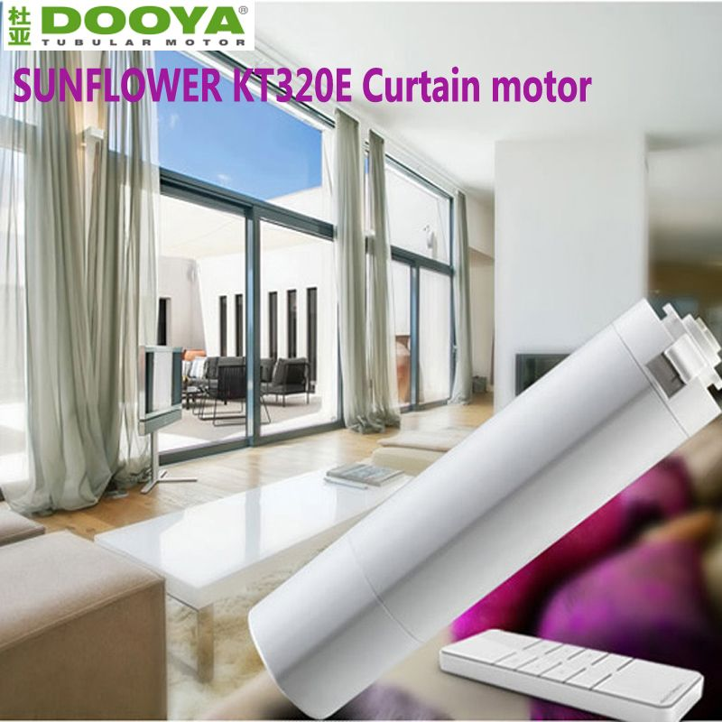 2016 Hot Sale Original Dooya Home Automation Electric Curtain
