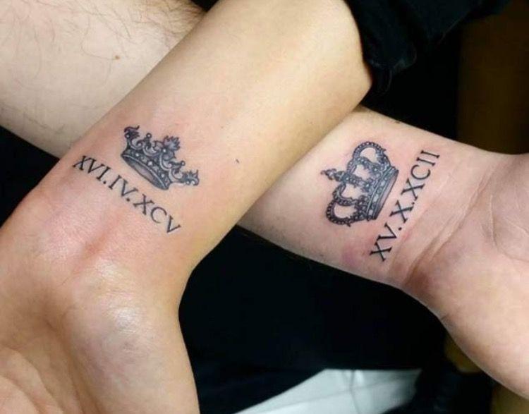 Smalltattoosformen Tetovania Tattoos Couple Tattoos A Matching