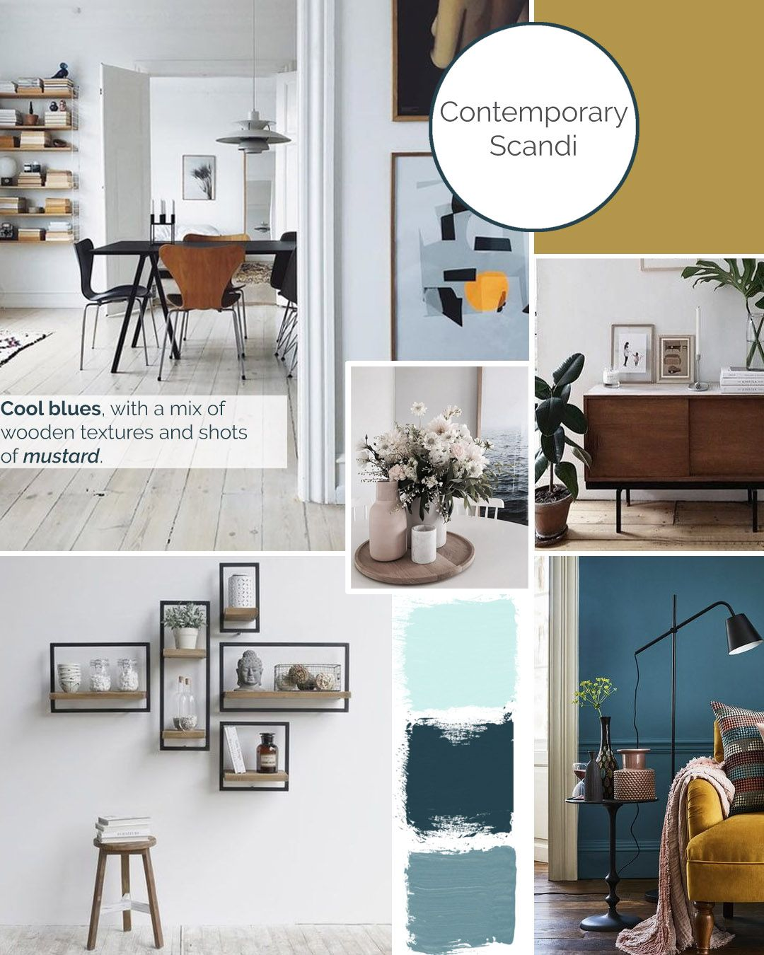 Pro Tips For Creating A Mood Board Interior Design Mood Board