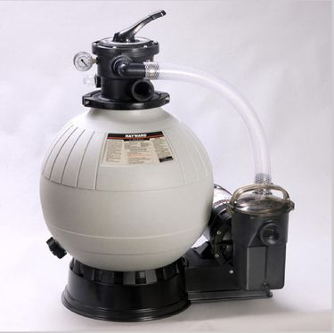 Pool Filter and Pool Pump System by Hayward® for Above