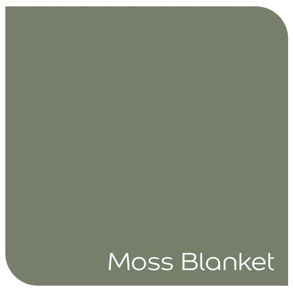 Moss Green Paint Colors: Moss Blanket By Dulux