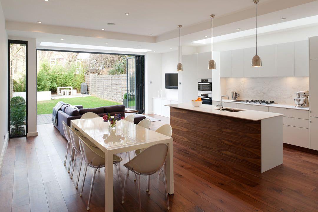 100 Idee Di Cucine Moderne Con Elementi In Legno интерьер