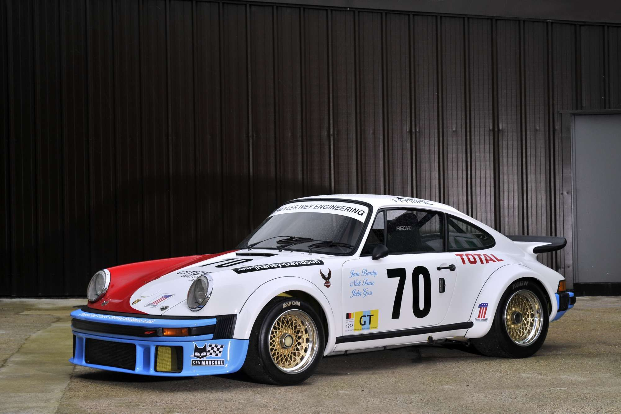 1976 Porsche 934 Rsr Turbo Porsche Porsche Cars Porsche Gt