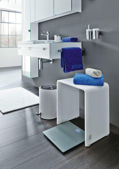 JOOP Bad Accessoires bringen auch Glamour in Ihr Badezimmer! http ...