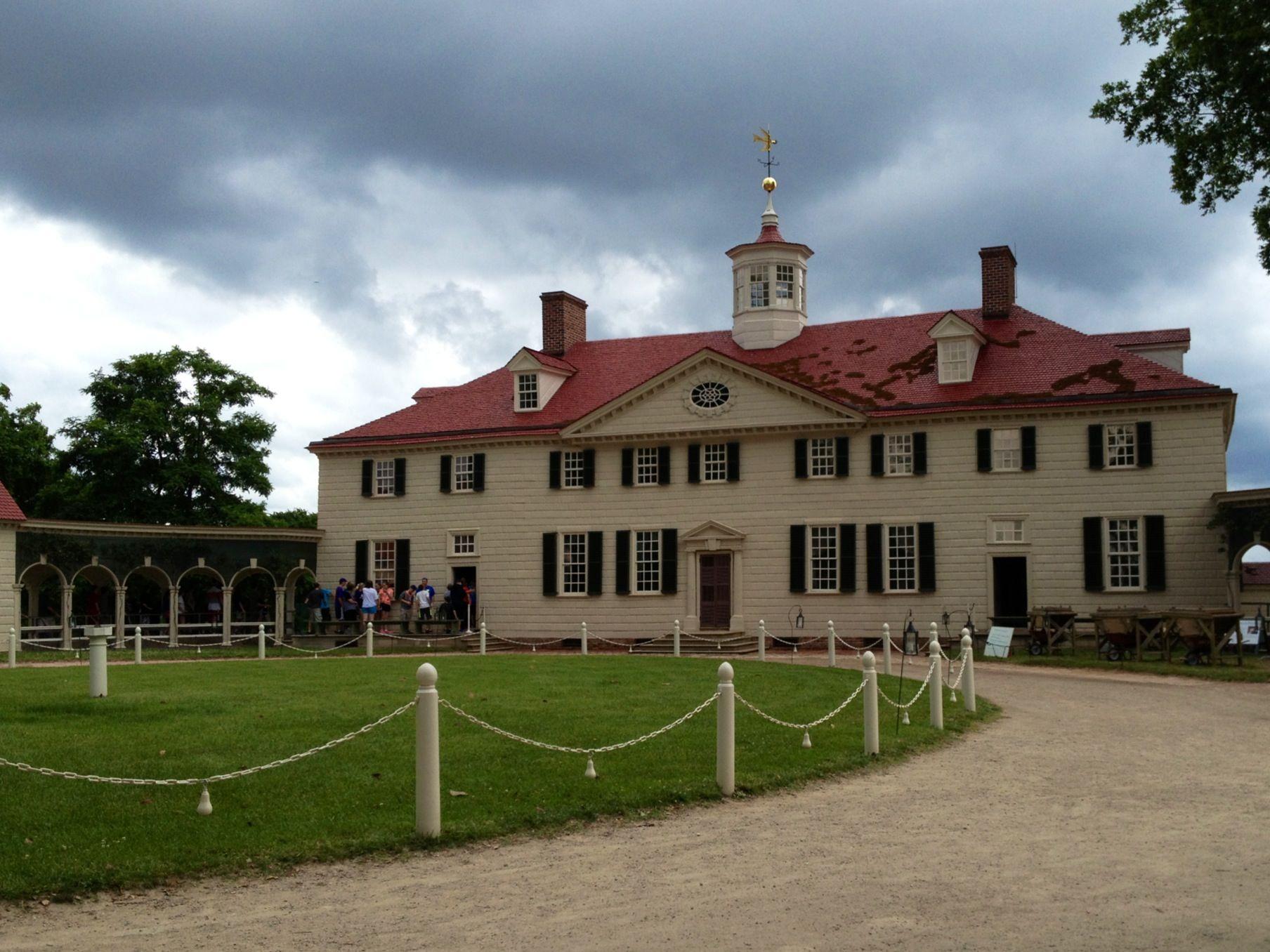 Mount Vernon, June 2013