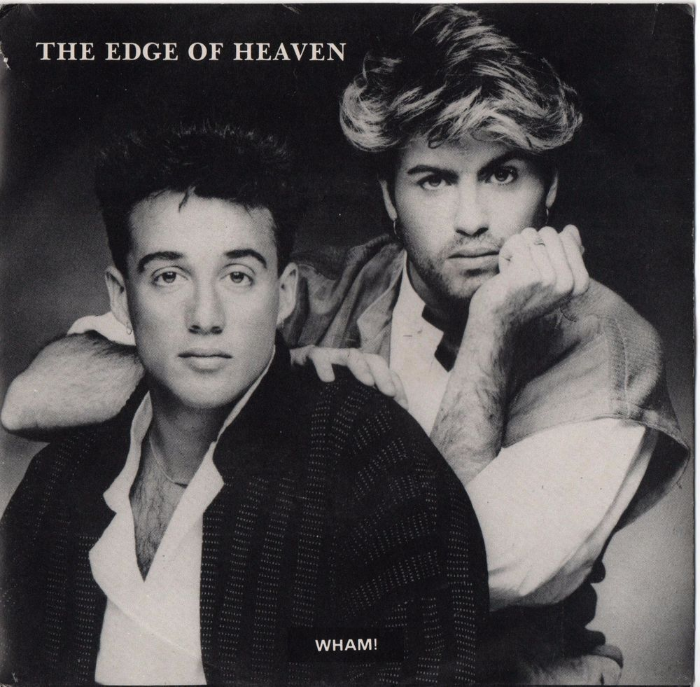 "WHAM The Edge Of Heaven 1986 South Africa Rare 45 7"" Vinyl"