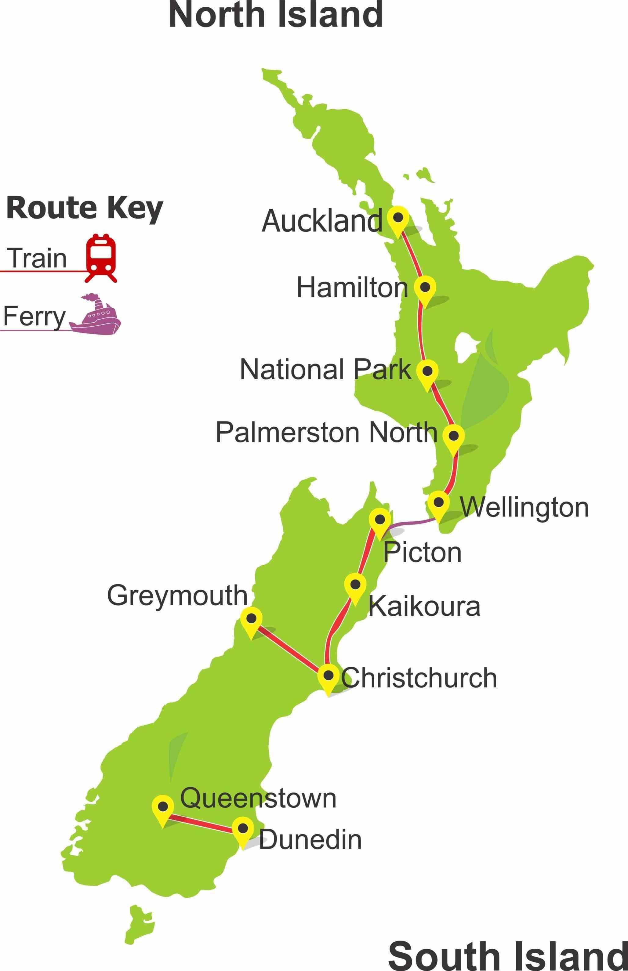 Dunedin Map New Zealand.Formats Premade S Threatened Environment Access Dunedin New Zealand
