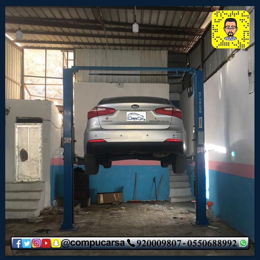 Installation Lift تركيب رافعة Lifted Cars Car Auto