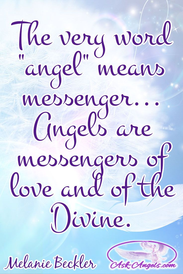 The very word angel means messenger angels are messengers of the very word angel means messenger angels are messengers of love buycottarizona Images