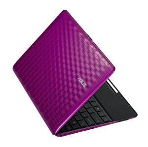 Asus Eee Pc 1008p Kr Pu17 Pi 10 1 Inch Netbook Hot Pink Pink Laptop Asus 10 Things