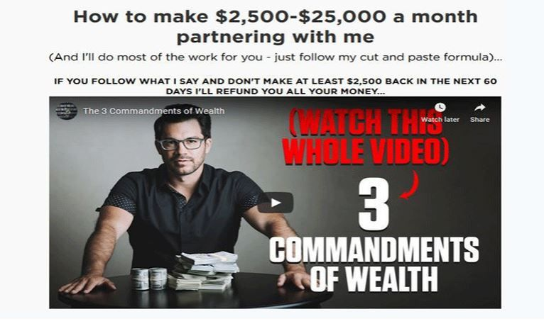 Tai Lopez How To Make Money Online Course