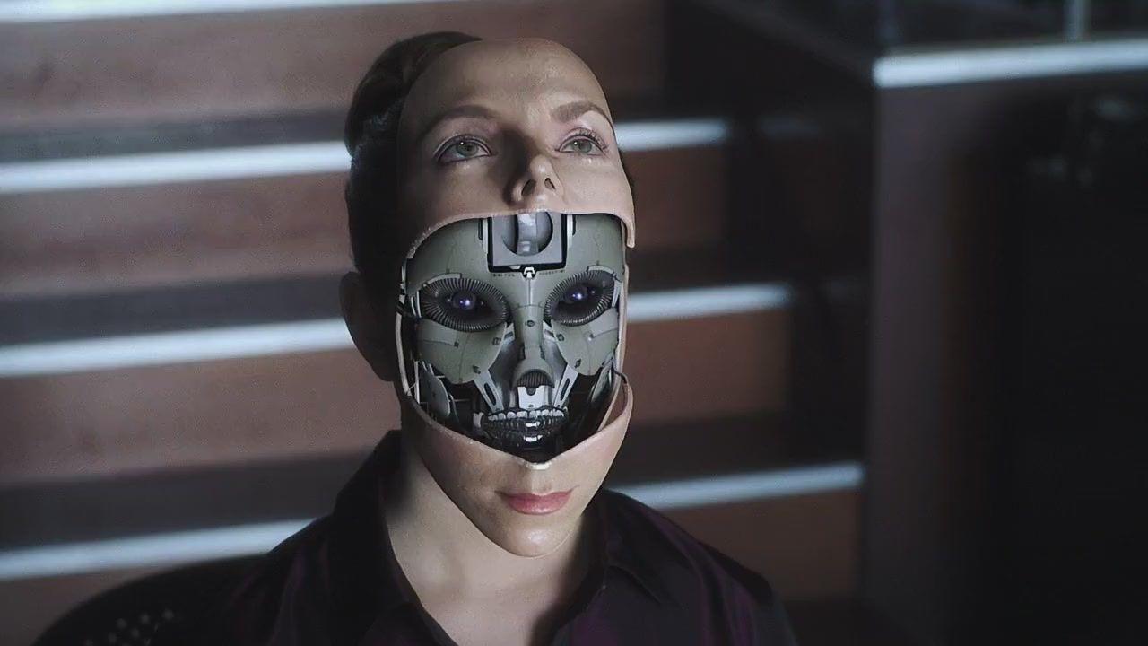 cyberpunk robot tir du film a i intelligence artificielle de steven spielberg mech. Black Bedroom Furniture Sets. Home Design Ideas