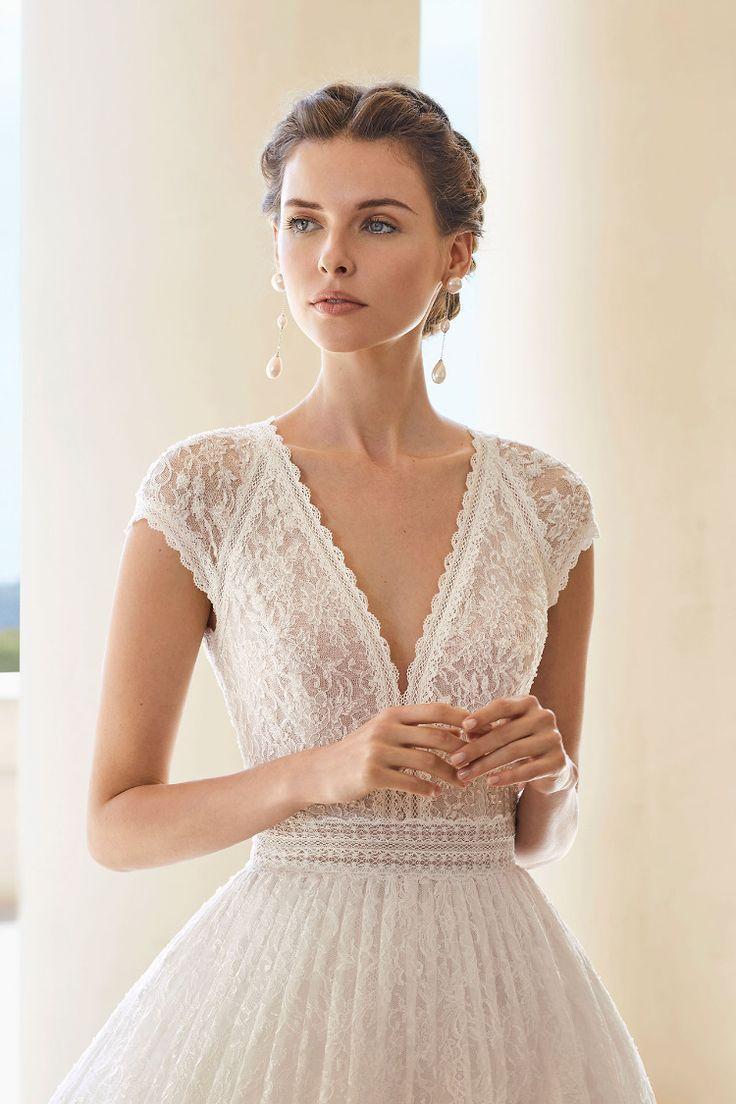 Photo of Sacha 2020 Rosa Clar Couture Neueste Kreationen von Ehemannkleidern