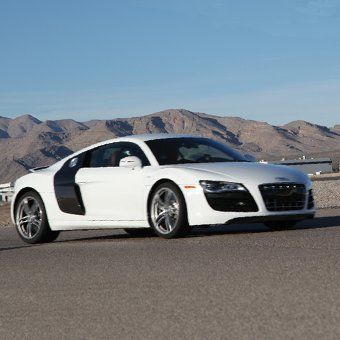 Race an Audi R8 V10 Plus in Las Vegas at Cloud 9 Living Gifts