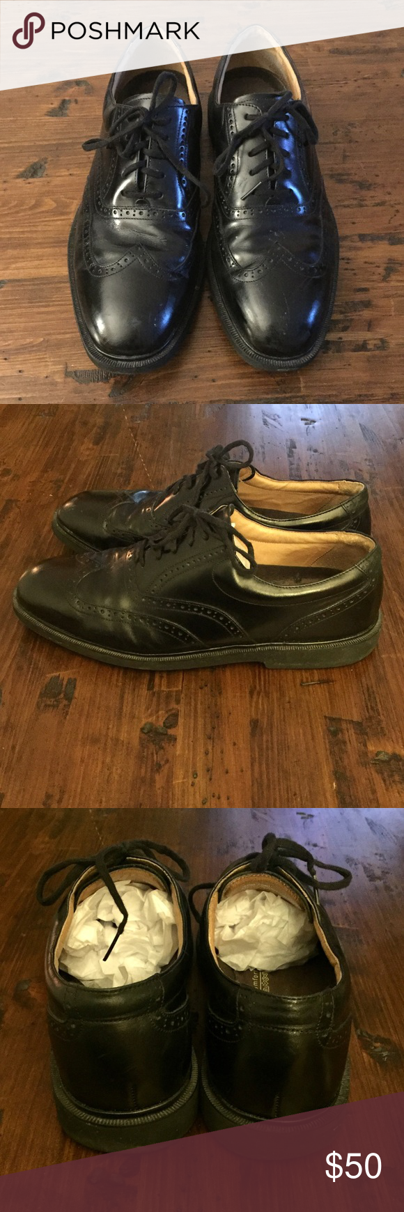 Rockport Wing Tip Dress Shoes
