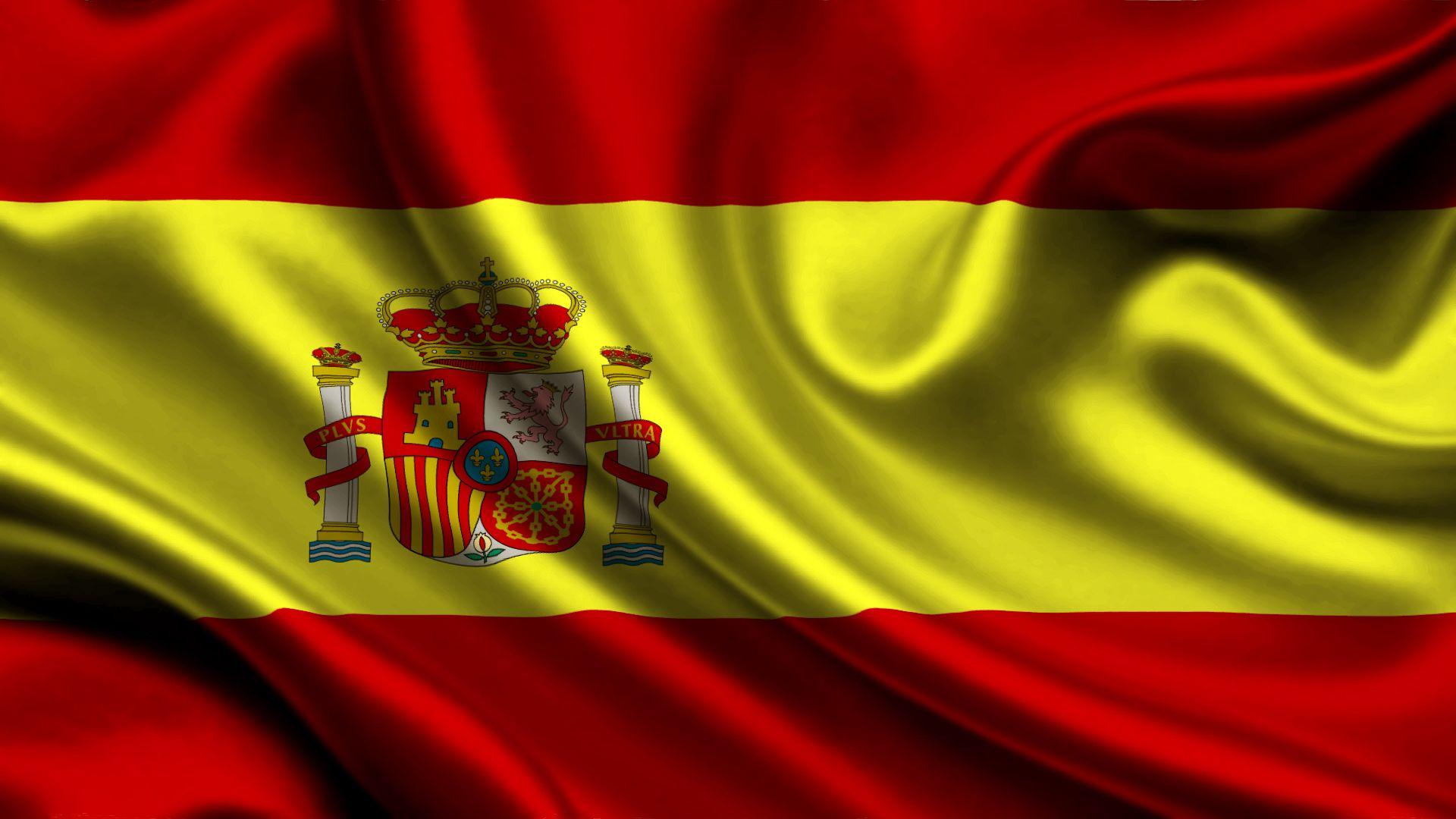 Fondo De Pantalla Bandera De España HD