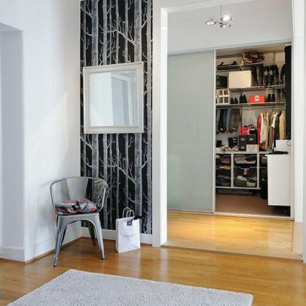 Flure Haus Deko Und Flur Design: 75 Ideen Für Installation Von Spiegeln Zu Hause