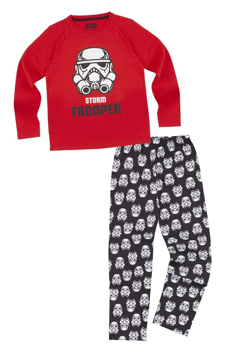 pijamas chico primark