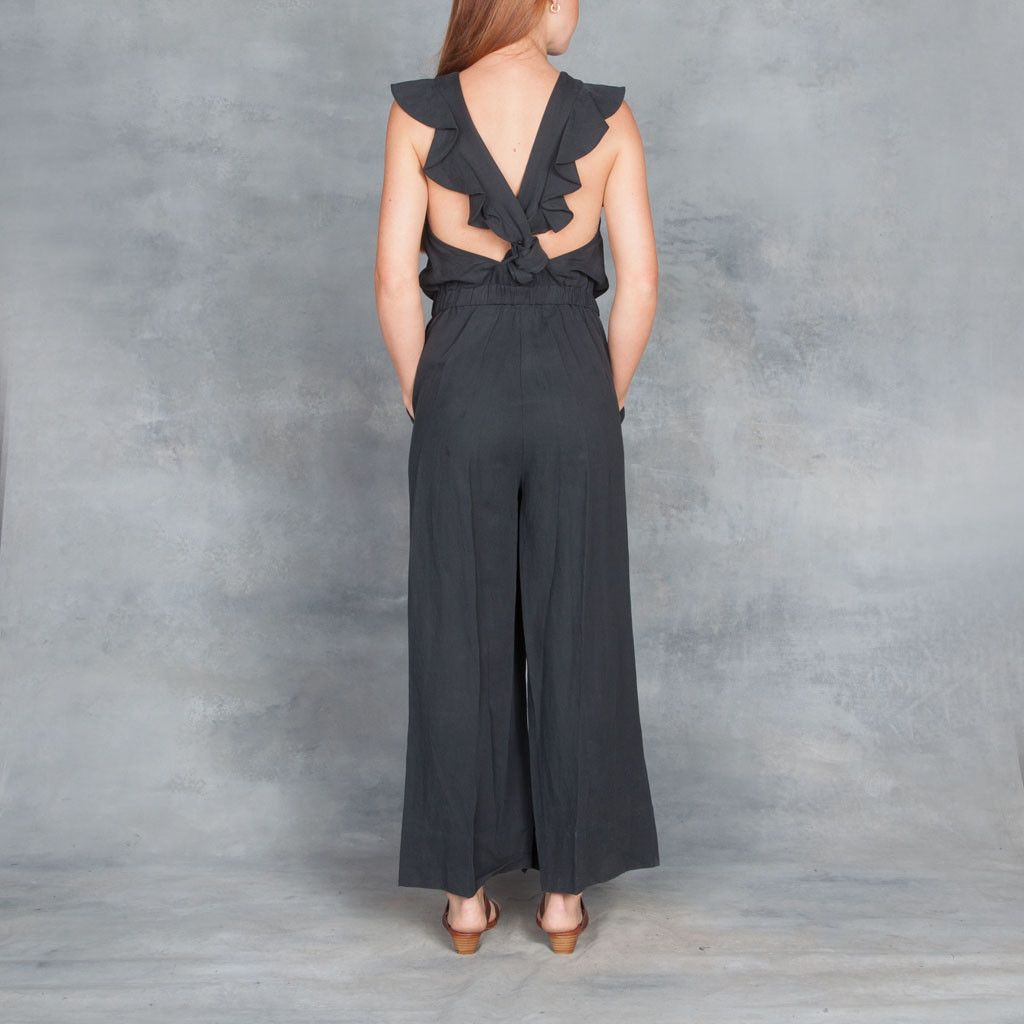 994db89dc64c Ulla Johnson Viola Jumpsuit in Midnight – Tamarind