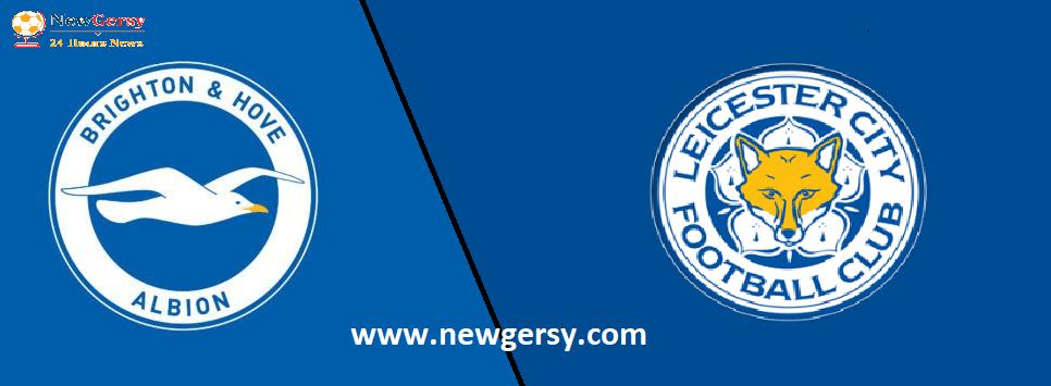 Brighton 02 Leicester City Live stream Premier League