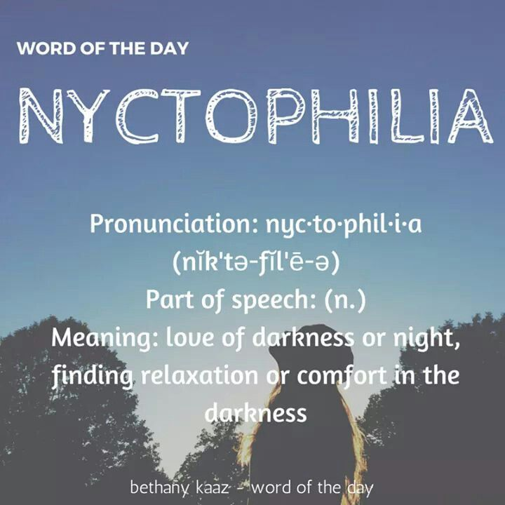 Nyctophilia Words Quotes Quotes And Notes Greek Words